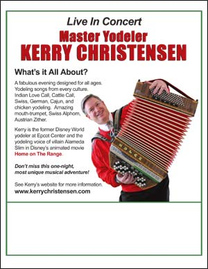 Preview of Kerry Christensen Poster